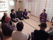 "Japan Foundation's language students on ""the Way of Tea"""