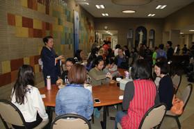茶の湯くらぶ 文化祭茶会@Japanese Weekend School of NJ
