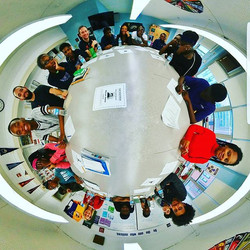 _chitechacademy We had an amazing time with the #students during our Power Lunch! Looking forward to
