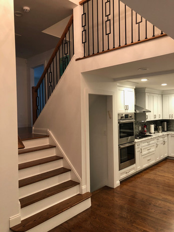 Stairs and Appliances