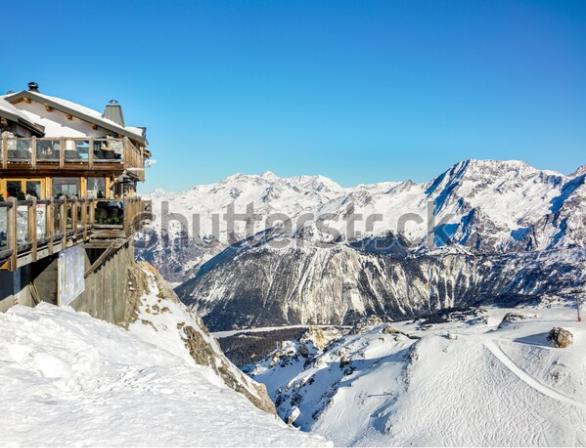 Exterieur panoramic Shutterstock libre d