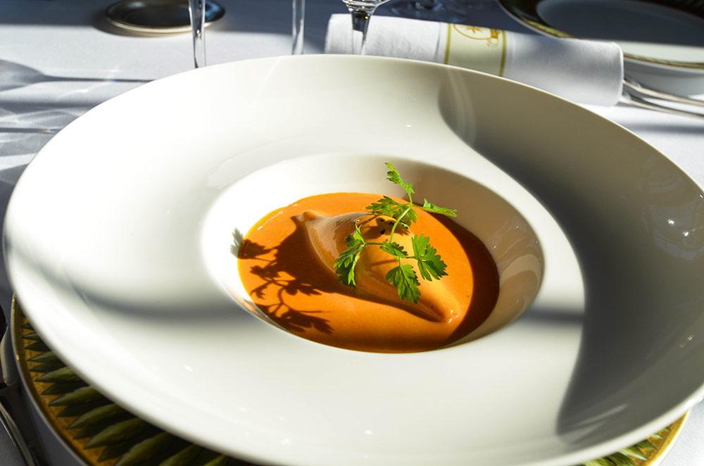 Tortellini-homard
