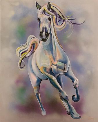 PRINT - Horse