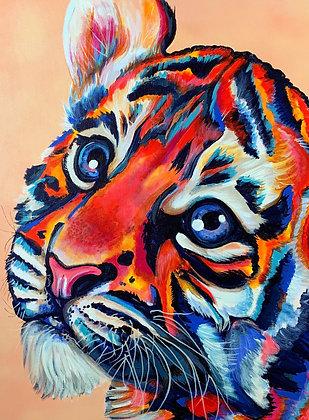 PRINT - Tiger Cub