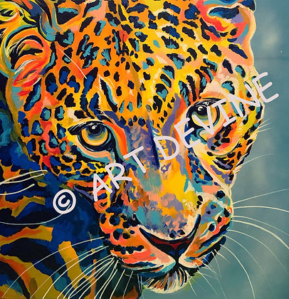 PRINT - Leopard