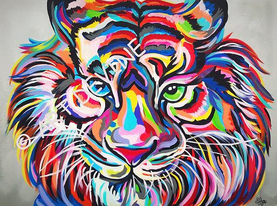 PRINT - Tiger