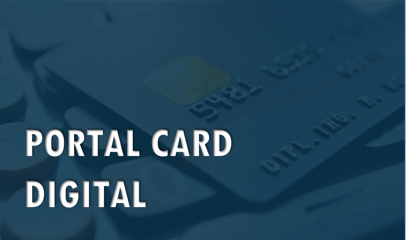 Aplicativo Portal Card Digital