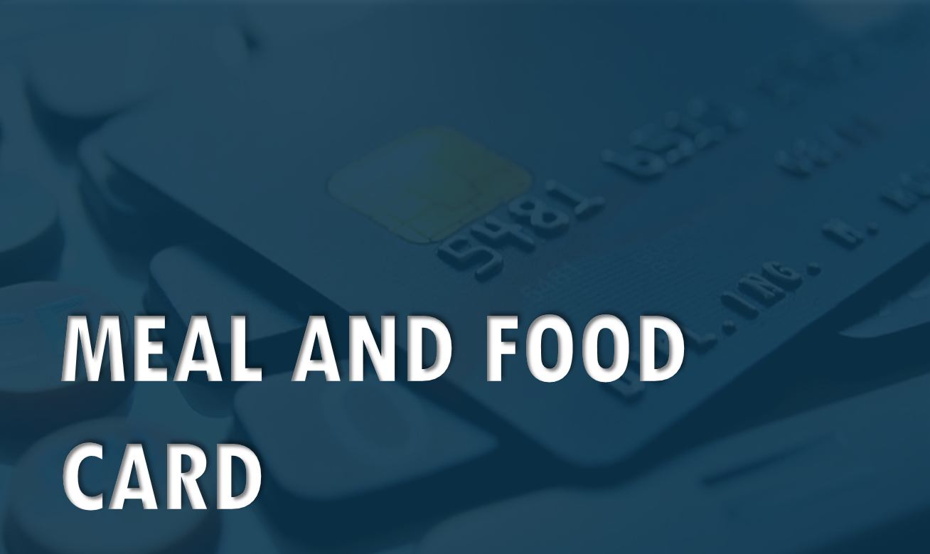 Food and Dining Card