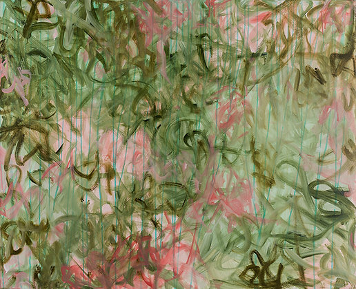 Random Field I - Original Painting