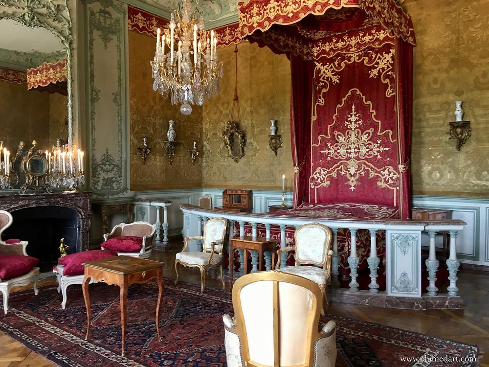 Champs sur Marne, lieu de tournage Sofia Coppola,, Marie-Antoinette, film, patrimoine