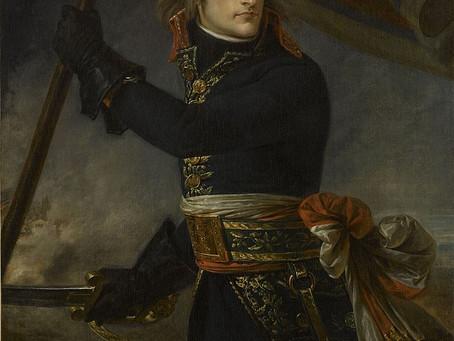 Napoléon Bonaparte dans les arts : l'empereur en 3 portraits