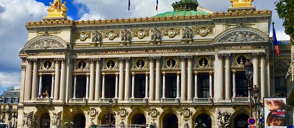 Le palais Garnier, un nouvel opéra pour la République