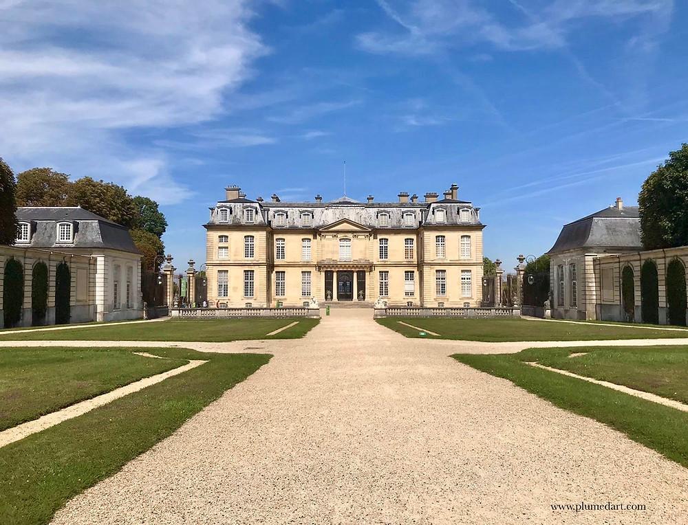 Champs-sur Marne, château, maison de plaisance, tourisme, visiter, architecture, patrimoine, château Ile de France