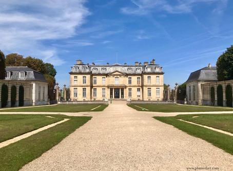 Champs-sur-Marne : une maison de plaisance sur les bords de Marne
