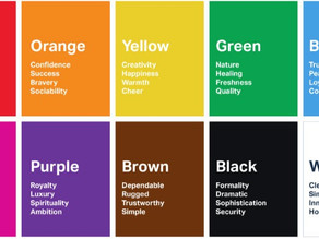 Design Tip Tuesday: Say it With Color