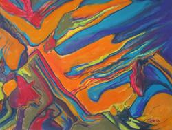 Carle Amyot, Coït coloré