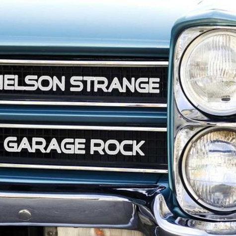 Garage Rock Music CD