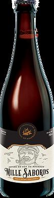 Le Naufrageur | Double stout affiné en fût de bourbon