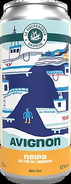 Le Naufrageur | Avignon | NEIPA au thé du Labrador