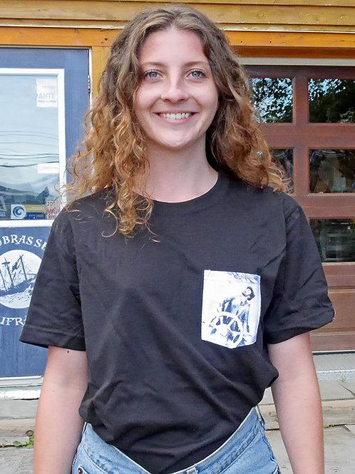 T-shirt poche Swordfish
