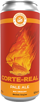 Le Naufrageur   Corte-Real   Pale ale bio