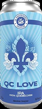 Le Naufrageur   Qc Love   IPA 100% québécoise