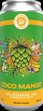 Le Naufrageur   Coco Mango   Milkshake IPA