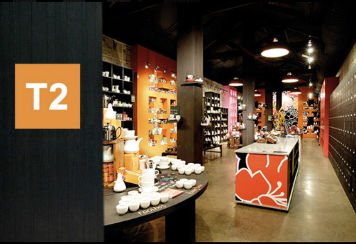 T2 Tea Shop by Will J.