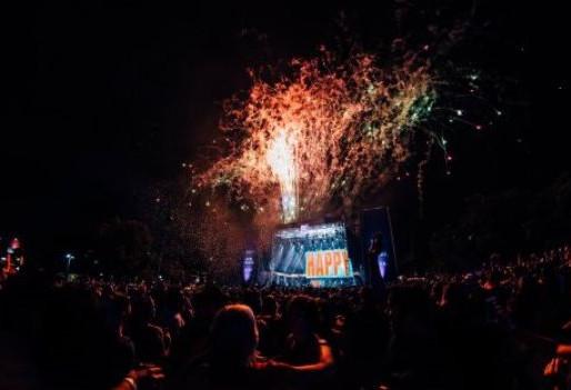 Sydney NYE Festival by Will Fournier, Alt Media Newspaper (Sydney)