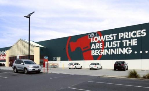 Bunnings bummer for Balmain by Staton Whaley, Alt Media Newspaper (Sydney)