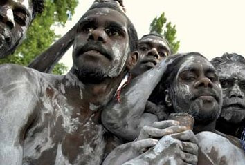 Sydney Manly Aboriginals by Emily R.