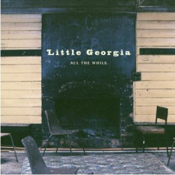 Little Georgia – All The While by Will Fournier, Alt Media Newspaper (Australia)