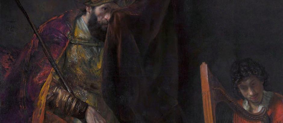 A unção de Saul e o prazo de Validade!