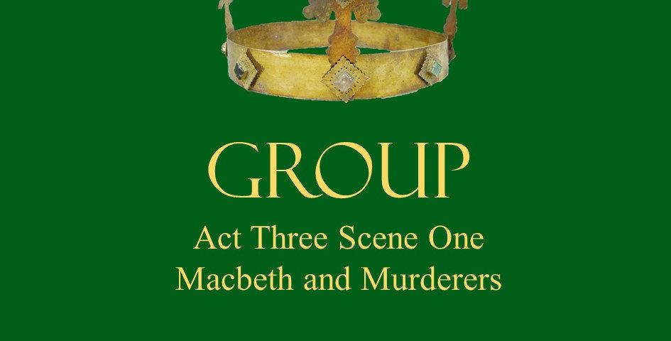 Macbeth and Murderers