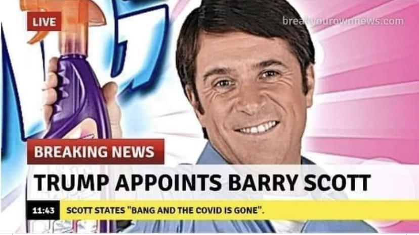 BARRY SCOTT