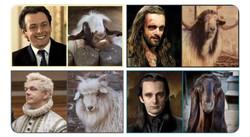 MICHAEL SHEEN AS SHEEP