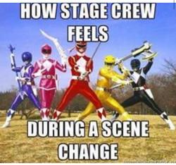 SCENE CHANGE