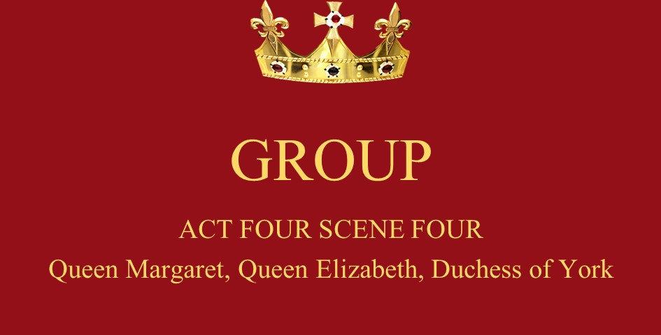 Queen Margaret, Queen Elizabeth, Cecily
