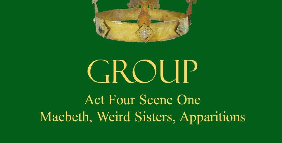 Weird Sisters, Macbeth, Apparitions