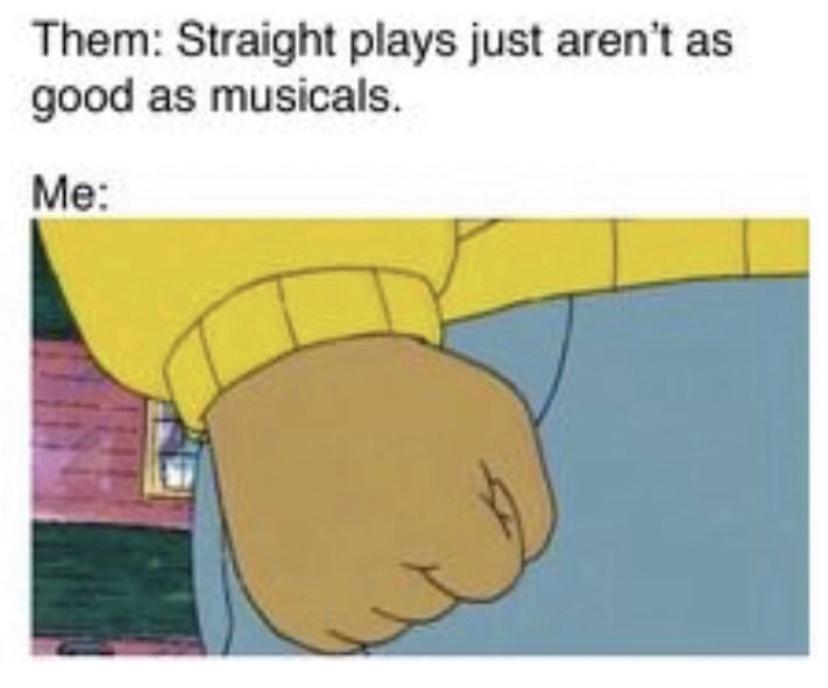 STRAIGHT PLAYS