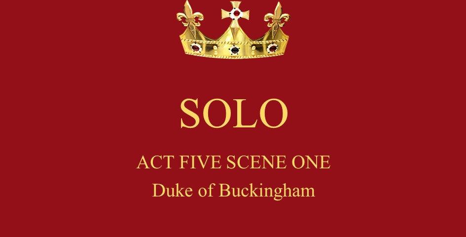 Duke of Buckingham