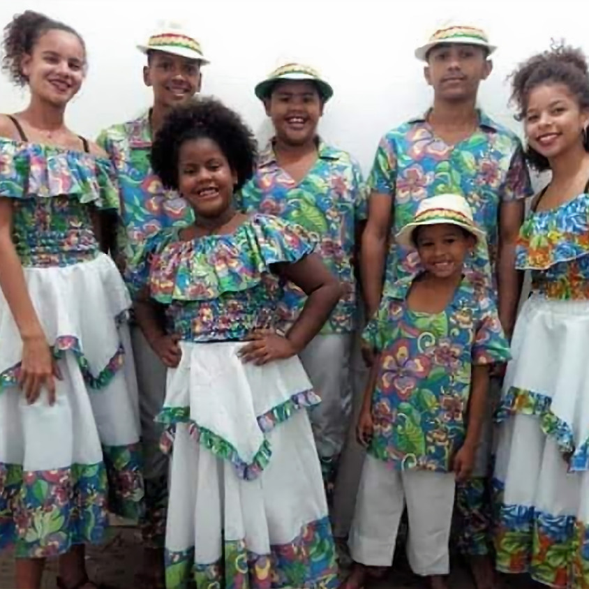 Grupo Samba de Côco Erêmin e Mestre Assis Calixto | Show Samba de Côco Erêmin