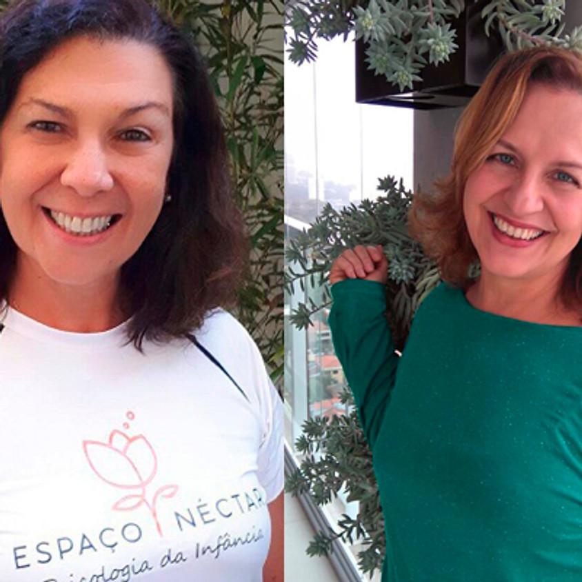 Silvia Carné e Marcia Lorenzoni | Webinar A Música e o Brincar na Infância