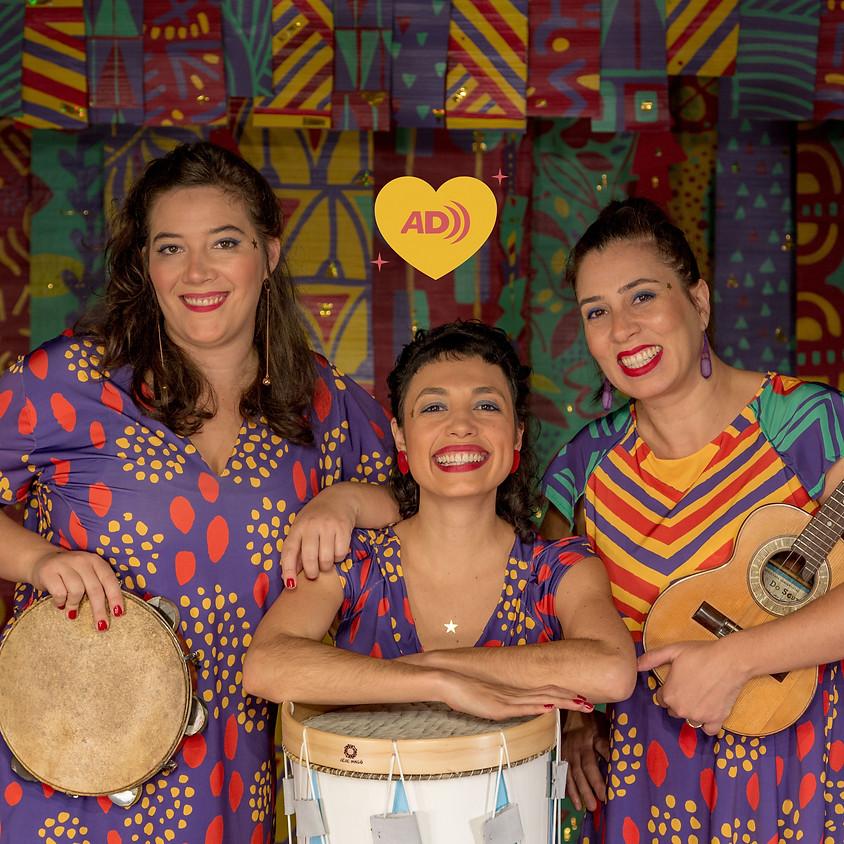 Histórias de Brincar | Show/Oficina Brincando o Brasil: Pernambuco (com audiodescrição)