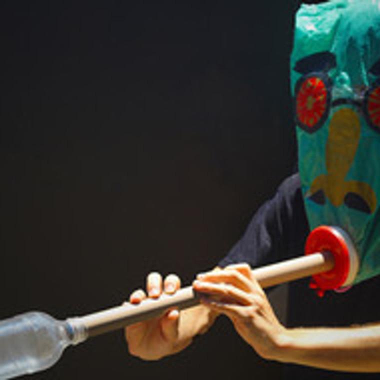 Adriano Castelo Branco | Oficina Criaturas Instrumentosas e Máscaras Sonéticas (1)