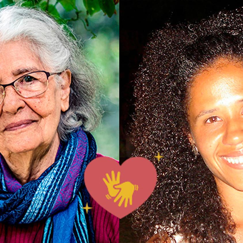 Lydia Hortélio e Lucilene Silva | Webinar A Música Tradicional da Infância (com libras)