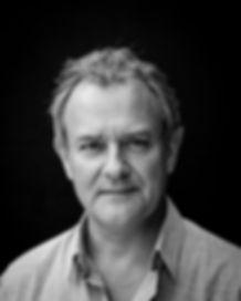 Hugh Bonneville portrait