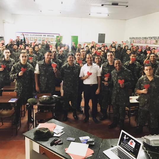 Palestra Exército Brasileiro