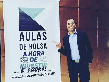 Rafael Mariano - o professor que vai ensinar você a investir na bolsa!
