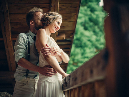 Come on Babe, let the good times roll - Ursula und Nicu heiraten